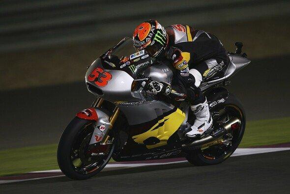 Esteve Rabat sicherte sich die Pole Position zum Saisonauftakt