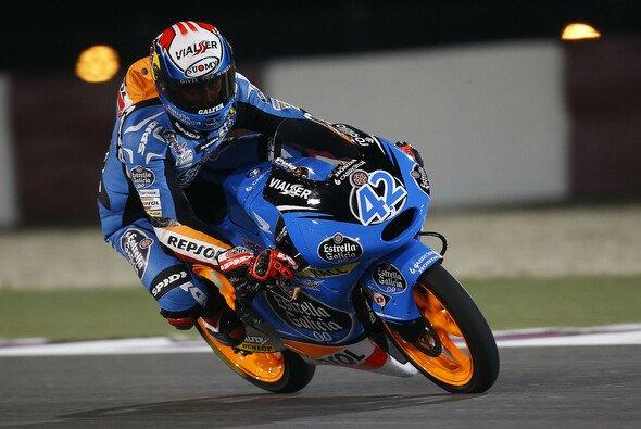 Alex Rins fuhr zur ersten Pole Position der neuen Saison