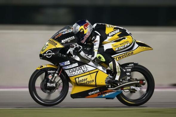 Phillip Öttl geht wie auch in Katar von Rang 22 ins Rennen in Austin