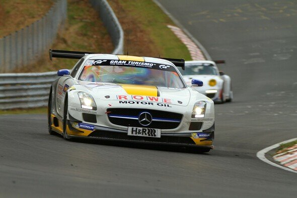 Rowe Racing erlebte ein schweres Rennen auf der Nordschleife