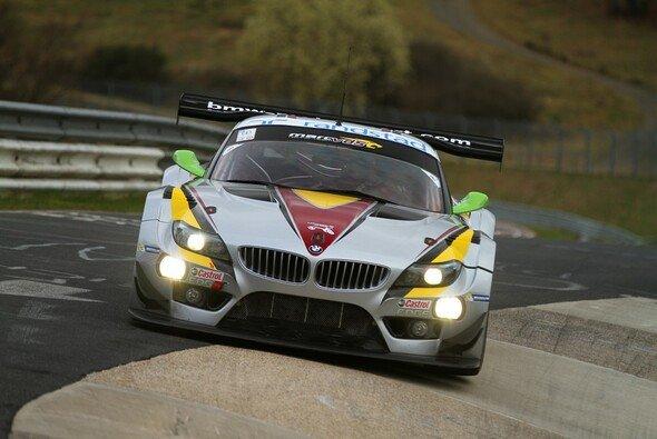 Marc VDS schickt zwei BMW Z4 GT3 zum Auftakt in die Eifel