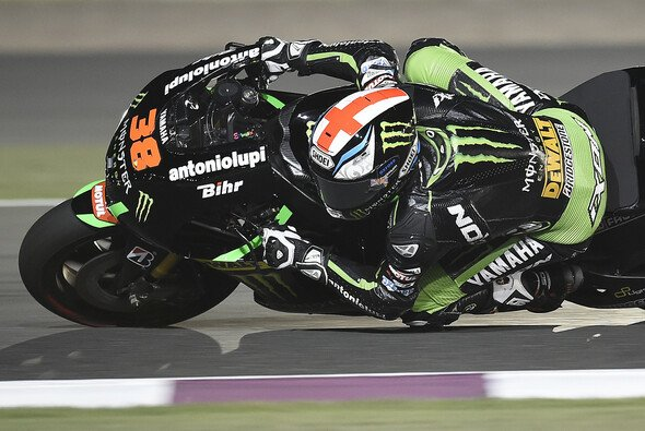 Bradley Smith warf P5 weg