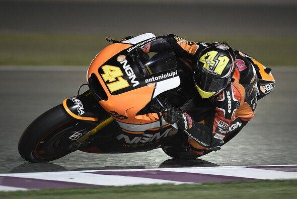 Aleix Espargaro zeigte in Katar was in ihm und der Forward-Yamaha steckt