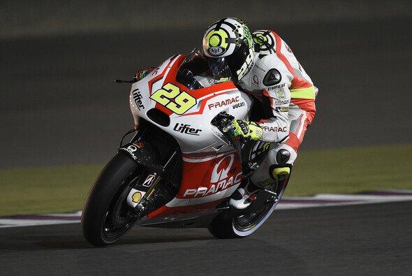 Andrea Iannone bestreitet seine zweite Saison in der MotoGP-Klasse