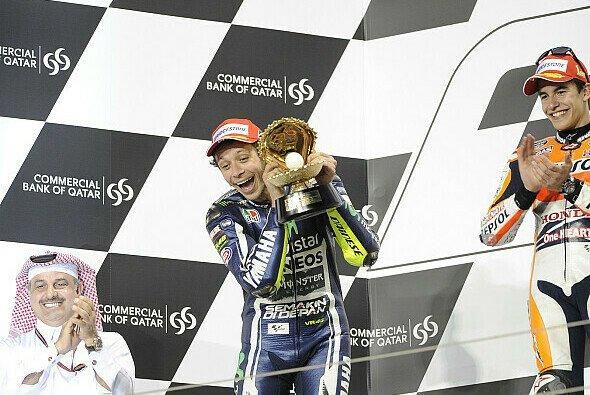 Valentino Rossi ist zurück. Sein Chef glaubt an die Titelchance