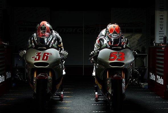 Marc VDS machte sich in der Moto2 bereits einen Namen