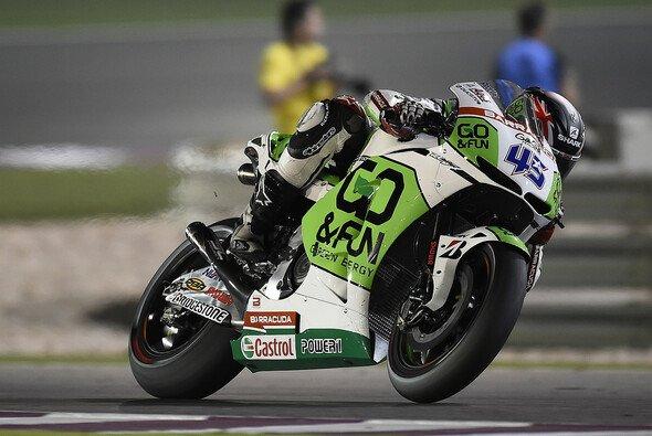 Scott Redding war mit Platz sieben beim Auftakt bester Honda-Open-Pilot