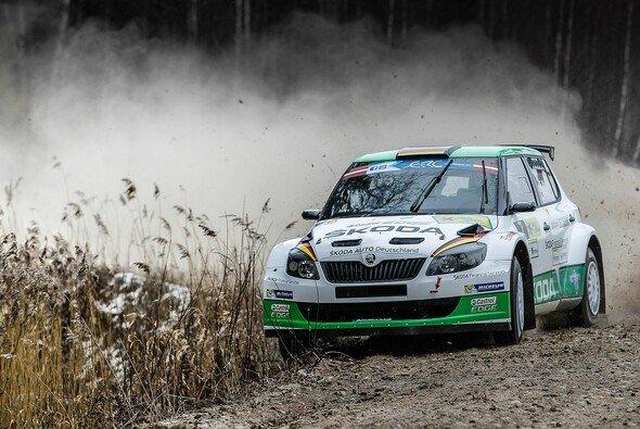 Sepp Wiegand liegt in der ERC-Gesamtwertung auf Rang zehn