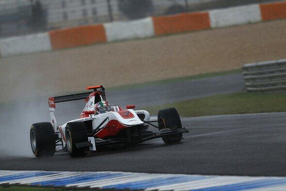Marvin Kirchhöfer feiert sein Debüt in der GP3