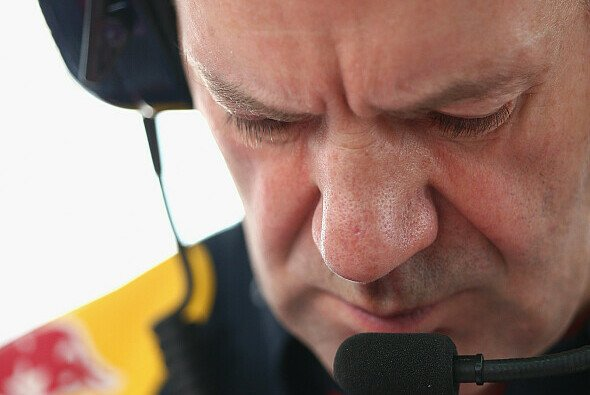 Adrian Newey - In Ferraris Visier?
