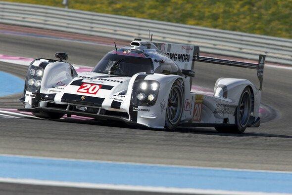 Porsche überrascht bei den Testfahrten weiter