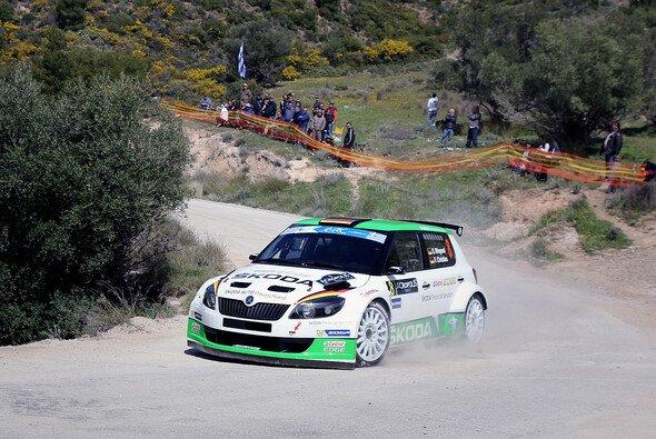 Sepp Wiegand hat sich für die Rallye Griechenland ein Top-3-Ergebnis vorgenommen