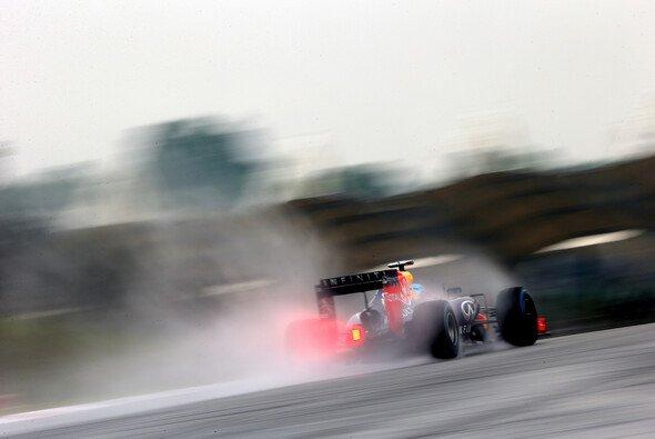 Zwischen Nico Rosberg und Sebastian Vettel war alles sauber