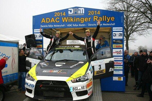Gaßner-Festspiele im ADAC Rallye Masters