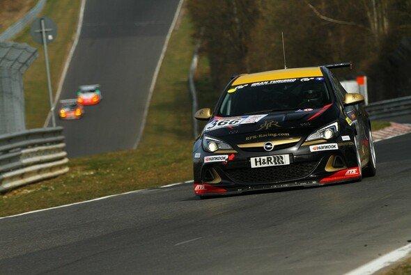 RPR-Racing war mit dem VLN-Auftakt zufrieden