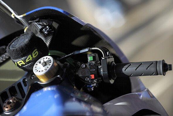 Eine MotoGP-Bremse erfordert ein feines Händchen