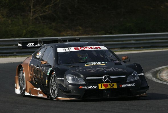 Neues Design f�r Pascal Wehrlein - Foto: DTM
