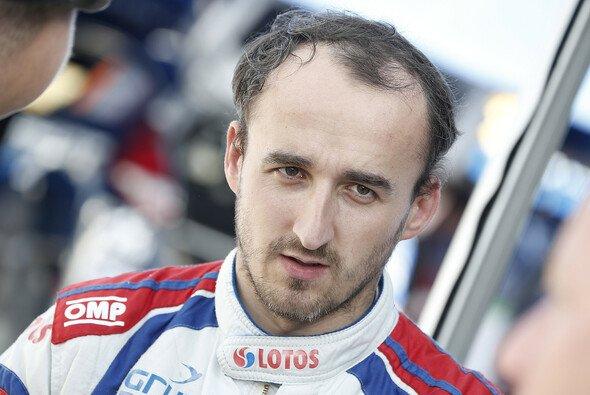 Robert Kubica kann nun mit einem Sieg im Rücken in die Asphaltevents gehen