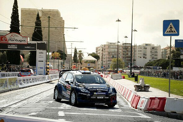 Mikko Hirvonen hatte in Cagliari die Nase vorne