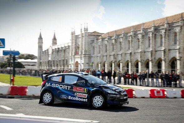 Die Rallye Portugal könnte ihr neues Zentrum nördlich von Lissabon finden