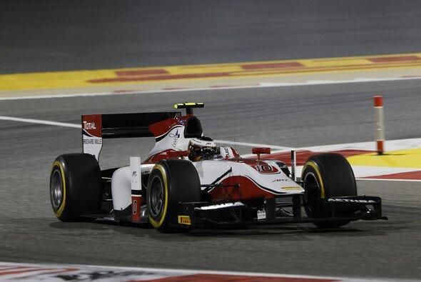 Stoffel Vandoorne zählt zu den großen Nachwuchstalenten im Formelsport