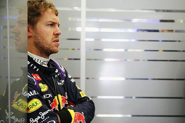 Sebastian Vettel wartet noch auf seinen ersten Saisonsieg 2014