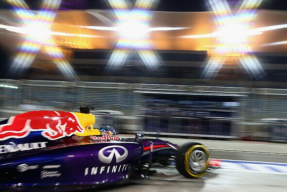 Nach Aus im Q2: Sebastian Vettel sieht Sternchen nach Technik-K.o.