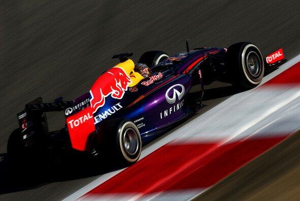 Sebastian Vettel kam in Bahrain nicht in Fahrt