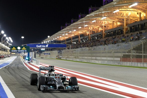 Mercedes-Power dominiert in Bahrain - Foto: Mercedes AMG