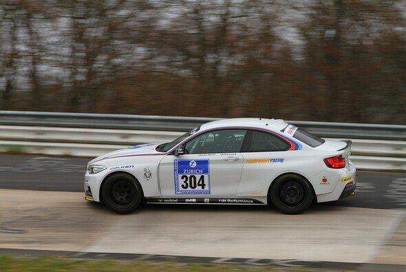 Erstmals geht es im BMW M235i Racing Cup um Punkte