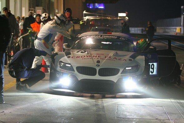 Die BMW von Schubert und Marc VDS sind mit neuer Lichttechnologie unterwegs