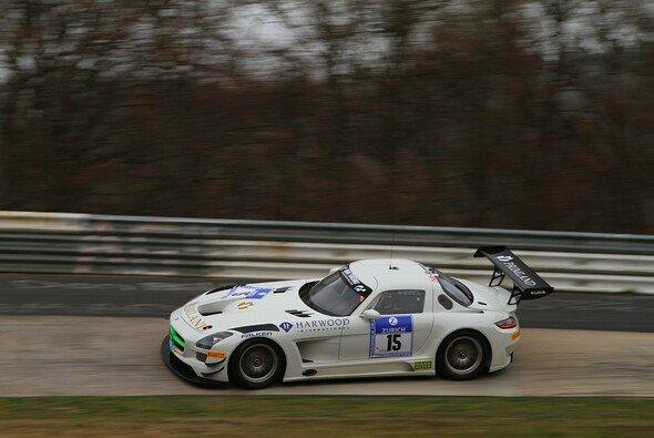 Die Zeit vom Samstagabend reichte HTP Motorsport zur Pole