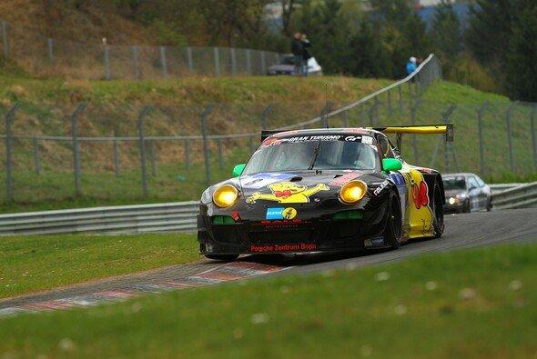 Die Haribo-Porsche sind bereit für den Langstreckenklassiker in der Eifel