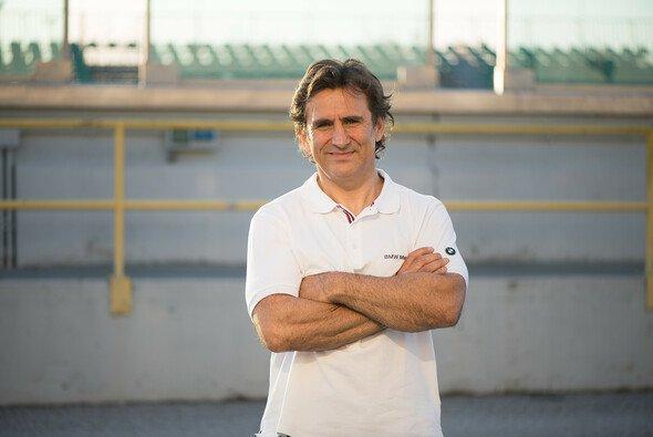 Alex Zanardi freut sich auf die neue Saison