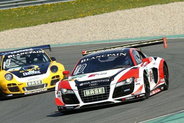 Rast/van der Linde waren schnellstes Audi-Duo