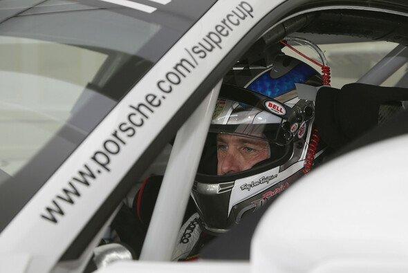 Patrick Dempsey startet am Wochenende im Porsche Supercup auf dem Hockenheimring