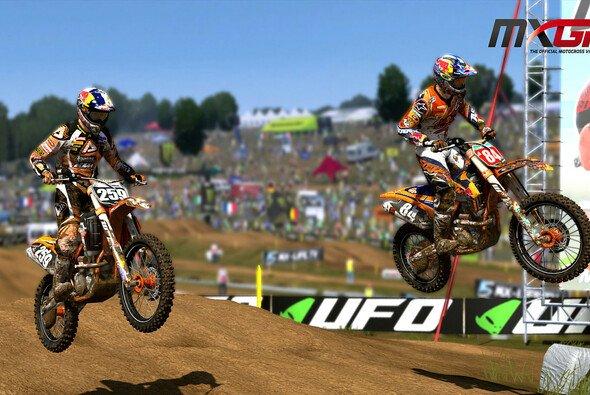 MXGP bringt die Motocross-Action auf deinen Bildschirm - Foto: Bigben Interactive