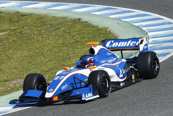 Martsenko begann die Saison in der Formel Renault 3.5