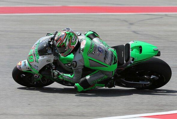 Nicky Hayden bewegt 2014 eine Honda RCV1000R im Aspar-Team