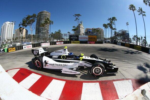 Das Rennen in Long Beach steht seit 2008 im Kalender
