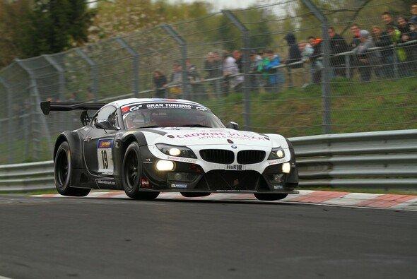 Der Schubert-Z4 macht sich auf zur Generalprobe für das 24-Rennen