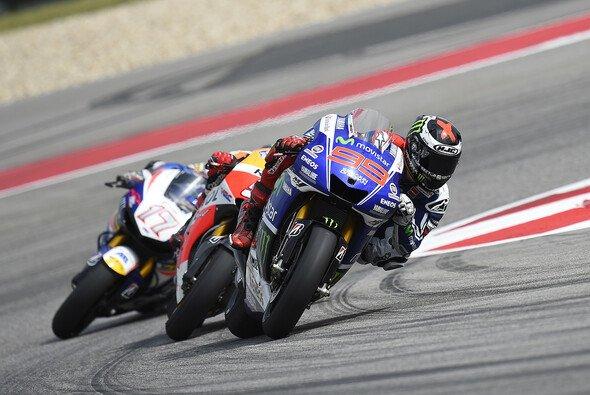 Jorge Lorenzo zerstörte sich schon wieder ein Rennen