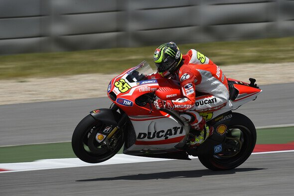 Cal Crutchlow wagt in Jerez das Comeback