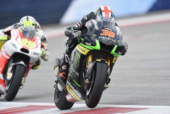 Wie schon in Austin ist Bradley Smith der schnellste der Yamaha-Fahrer