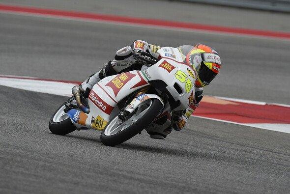 Andrea Locatelli bestreitet seine erste volle Grand-Prix-Saison
