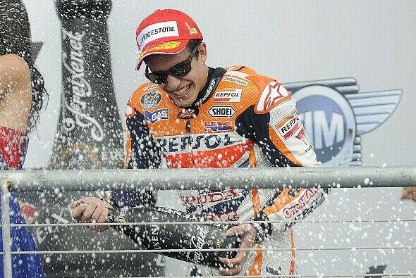 Honda und Marquez haben sich noch nicht über einen neuen Vertrag unterhalten