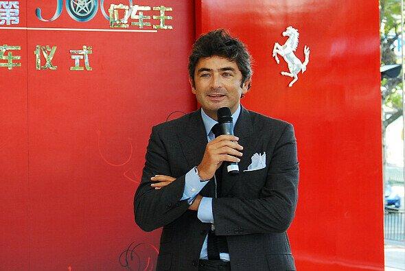 Marco Mattiacci wird neuer Teamchef bei Ferrari