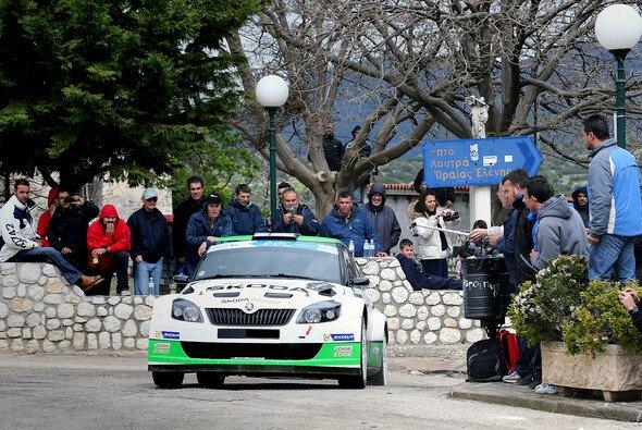 Nach der Rallye Griechenland geht es zur vierten Saisonstation nach Nordirland