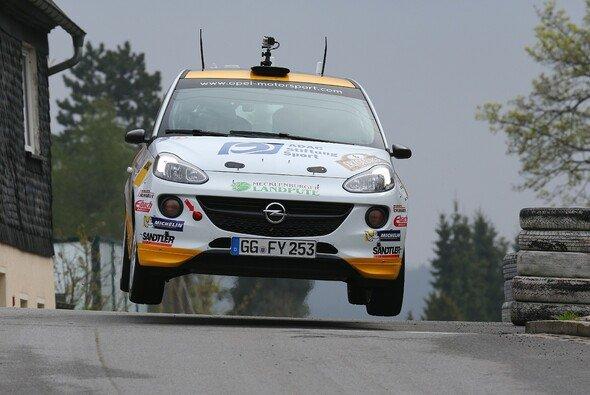 Marijan Griebel belegte in der R2-Kategorie der DRM den zweiten Platz