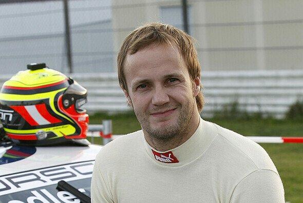 Norbert Siedler startet im ADAC GT Masters